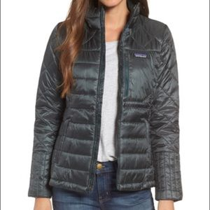 Patagonia Radalie Quilted Puffer Sweater Jacket